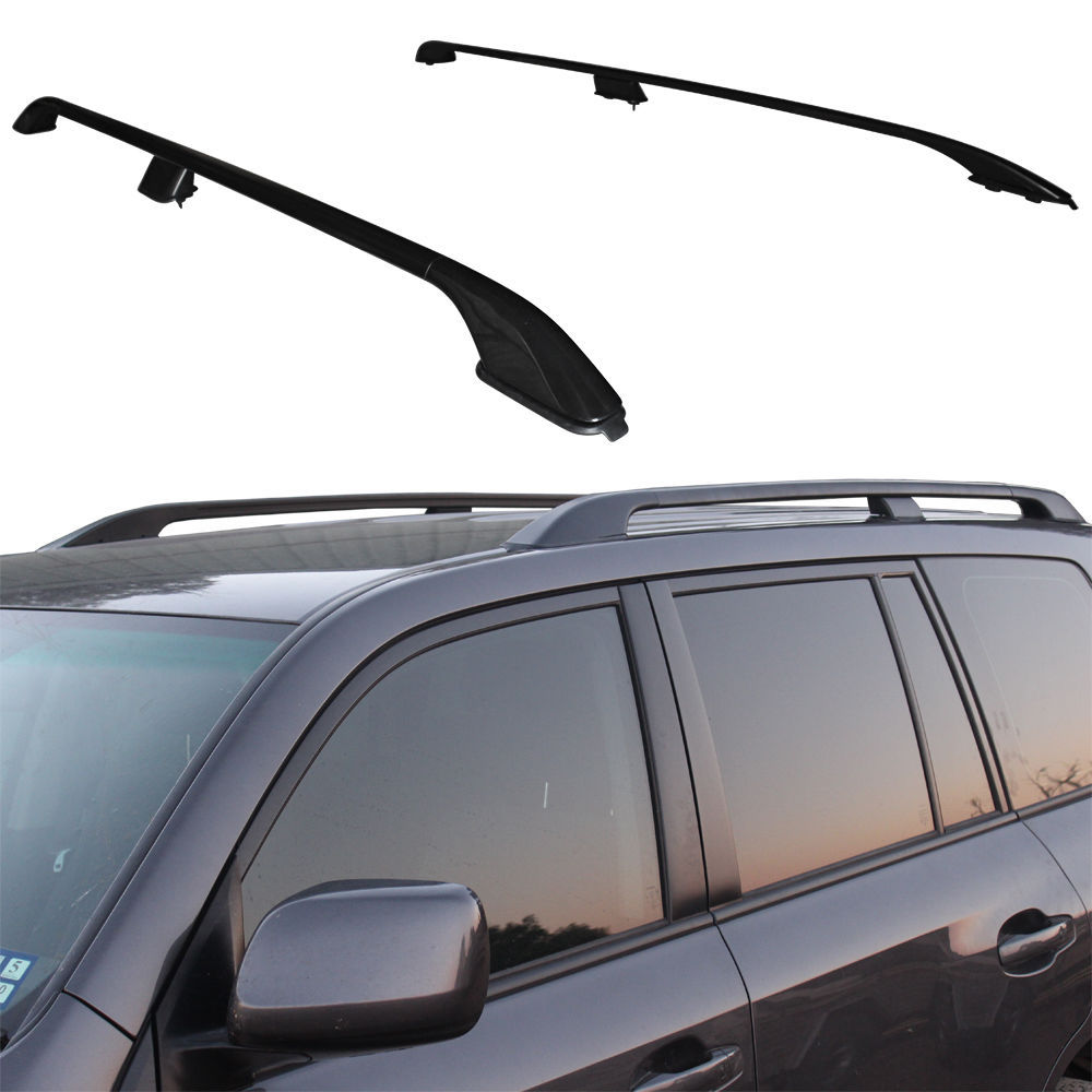 Toyota Landcruiser 100 Series Roof Rack Rail Pair Mounting
