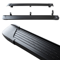 Toyota Landcruiser GX 200 Series Side Step Running Board Pair 1800mm 2008-2017