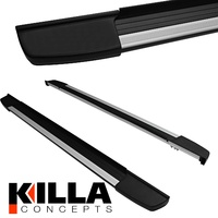 Mazda CX-7 Side Step Running Board Pair with Brackets 2010-2015 2009-2015