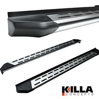 Nissan Pathfinder Side Step Running Board Pair with Brackets 2013-2015
