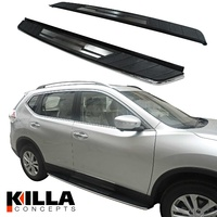 Nissan X Trail Side Step Running Board Pair with Brackets 2013-2015 NEW 1680mm