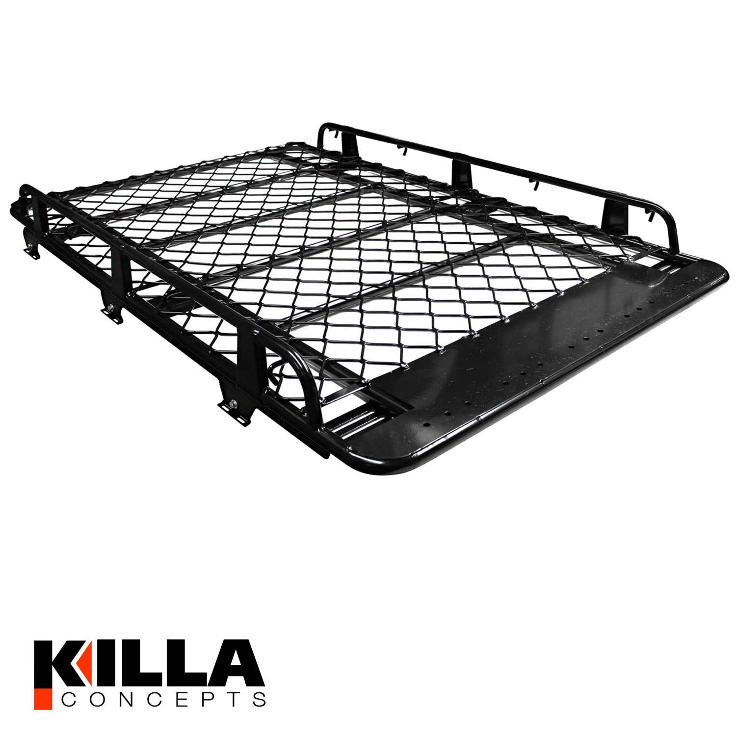 Aluminium Roof Rack Toyota Landcruiser 100 105 Series