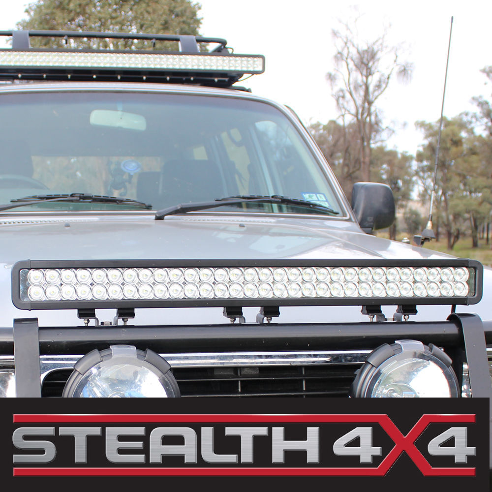 Stealth 32 inch 180w light bar 60 x 3w cree led 4x4 auto driving stealth 32 inch 180w light bar 60 x 3w cree led 4x4 auto driving bright spot mozeypictures Choice Image
