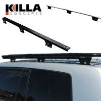 Roof Rack Bracket Set Suits Toyota LandCruiser Prado 120 Series 4X4 4WD