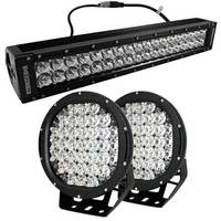 4X4 LED's & Lighting